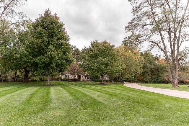 9384 Walnut Hull Drive, Westerville, OH 43082 (MLS #220035758) :: The Jeff and Neal Team | Nth Degree Realty