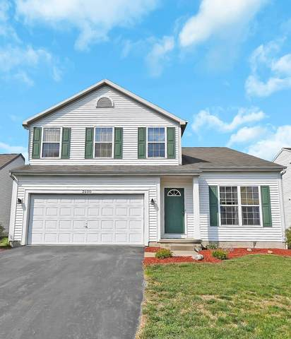 3400 Brook Spring Drive, Grove City, OH 43123 (MLS #220035771) :: MORE Ohio
