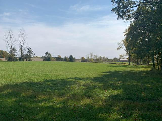 22195 Evans Road, West Mansfield, OH 43358 (MLS #220035800) :: The Clark Group @ ERA Real Solutions Realty