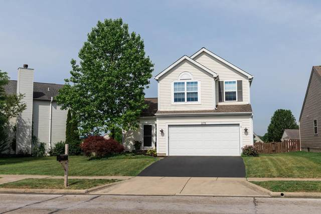 1173 Harley Run Drive, Blacklick, OH 43004 (MLS #220035807) :: The Willcut Group