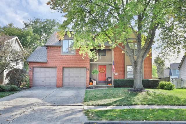 2571 Zebec Street, Powell, OH 43065 (MLS #220035817) :: The Holden Agency