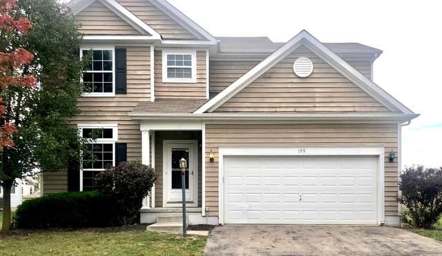 155 Patterson Street, Pickerington, OH 43147 (MLS #220035828) :: Angel Oak Group