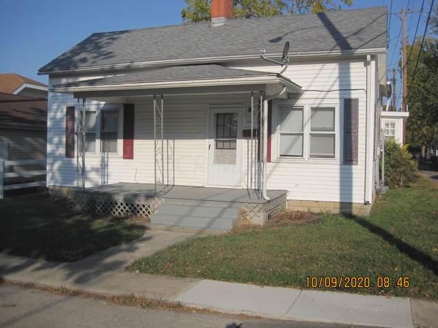 114 E Oak Street, Washington Court House, OH 43160 (MLS #220035852) :: The Holden Agency