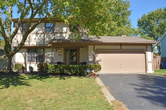 6296 Fence Row Lane, Canal Winchester, OH 43110 (MLS #220035927) :: 3 Degrees Realty
