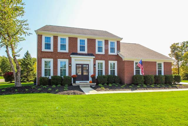 492 Ely Court S, Powell, OH 43065 (MLS #220035936) :: The Jeff and Neal Team | Nth Degree Realty
