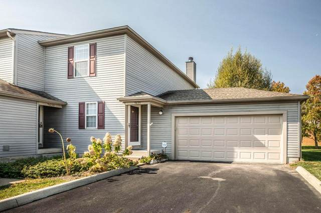 5635 Barney Lane 43F, Columbus, OH 43235 (MLS #220035961) :: The Jeff and Neal Team | Nth Degree Realty