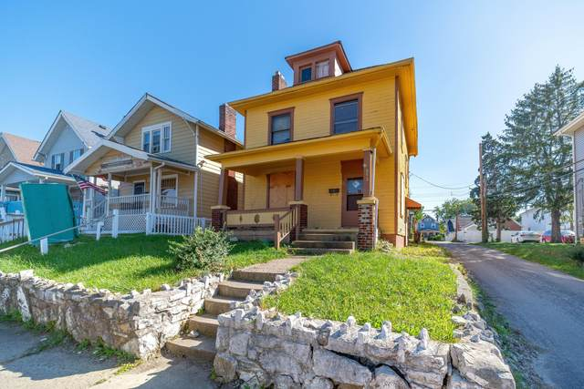 843 E Whittier Street, Columbus, OH 43206 (MLS #220035976) :: Berkshire Hathaway HomeServices Crager Tobin Real Estate