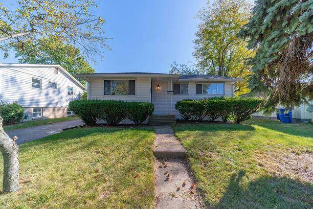 3841 Halsey Place, Columbus, OH 43228 (MLS #220036010) :: The Willcut Group