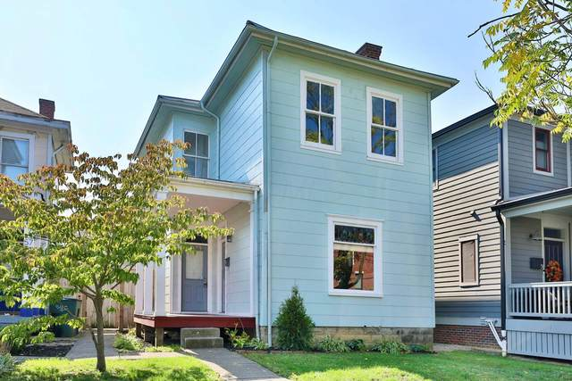 55 E 4th Avenue, Columbus, OH 43201 (MLS #220036035) :: 3 Degrees Realty