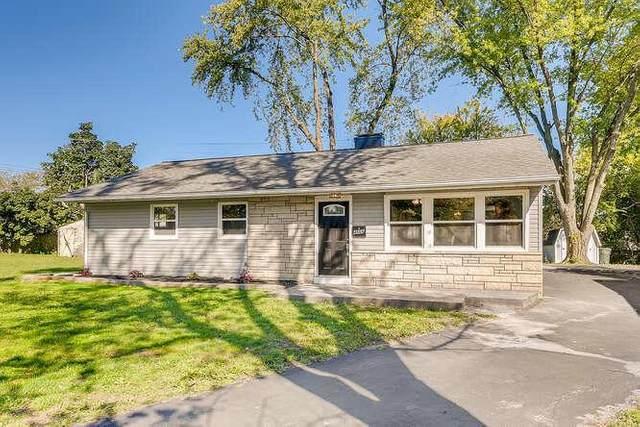 4666 Hillcrest Street N, Hilliard, OH 43026 (MLS #220036042) :: The Holden Agency