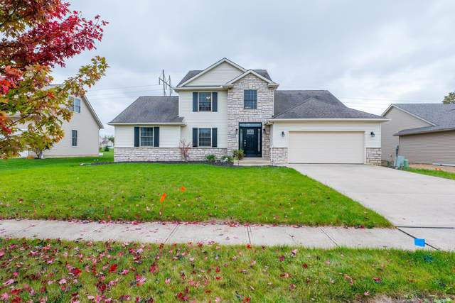 1463 Hickory Gate Drive, Marysville, OH 43040 (MLS #220036048) :: The Jeff and Neal Team | Nth Degree Realty
