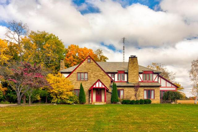 1200 Shearer Road, Galion, OH 44833 (MLS #220036092) :: The Holden Agency