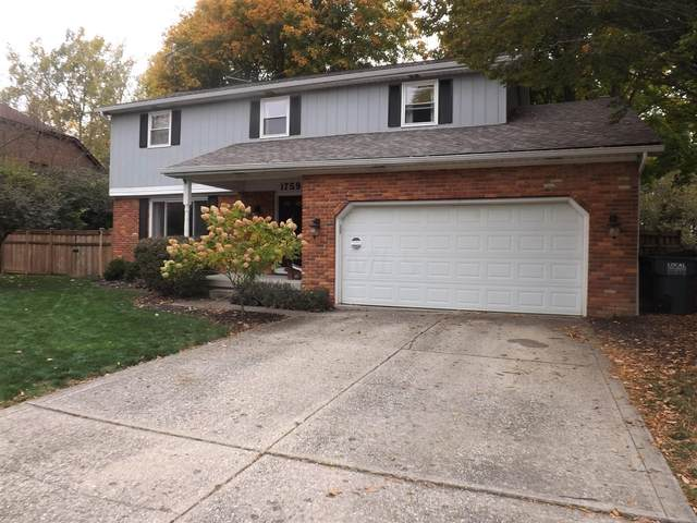 1759 Hickory Hill Drive, Columbus, OH 43228 (MLS #220036117) :: Signature Real Estate