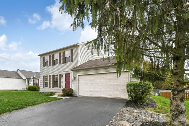 9086 Ellersly Drive, Lewis Center, OH 43035 (MLS #220036141) :: 3 Degrees Realty