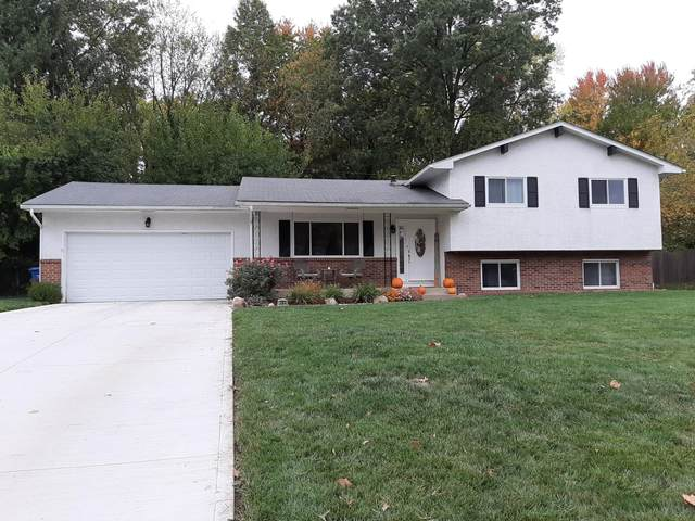 285 Brookhaven Drive W, Columbus, OH 43230 (MLS #220036186) :: Berkshire Hathaway HomeServices Crager Tobin Real Estate