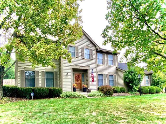 7237 Durness Drive, Columbus, OH 43235 (MLS #220036205) :: The Willcut Group