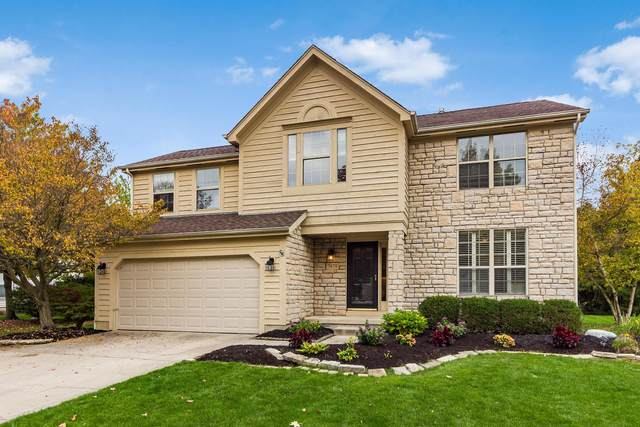 7478 Tullymore Drive, Dublin, OH 43016 (MLS #220036214) :: 3 Degrees Realty