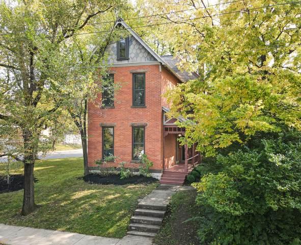 1050 Hunter Avenue, Columbus, OH 43201 (MLS #220036235) :: Signature Real Estate
