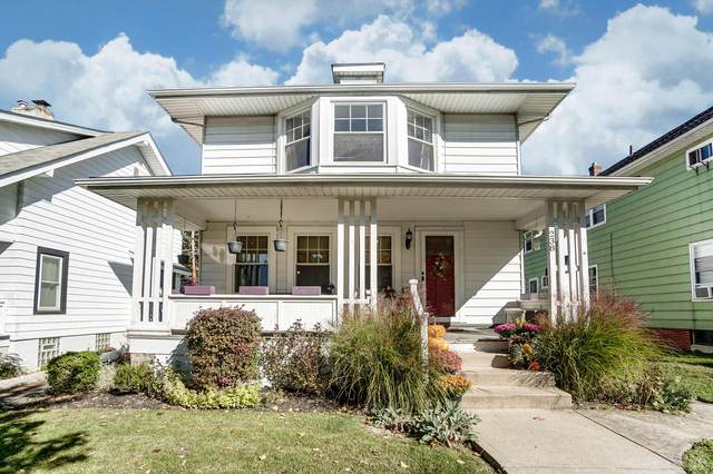 238 Crestview Road, Columbus, OH 43202 (MLS #220036236) :: The Jeff and Neal Team | Nth Degree Realty