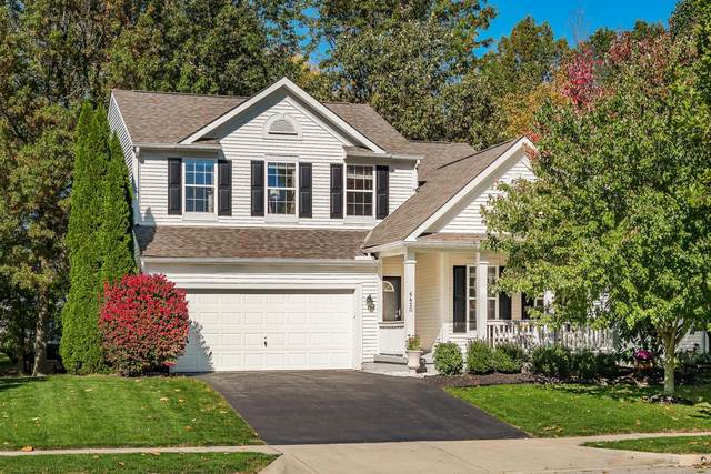 6420 Hilltop Trail Drive, New Albany, OH 43054 (MLS #220036257) :: MORE Ohio