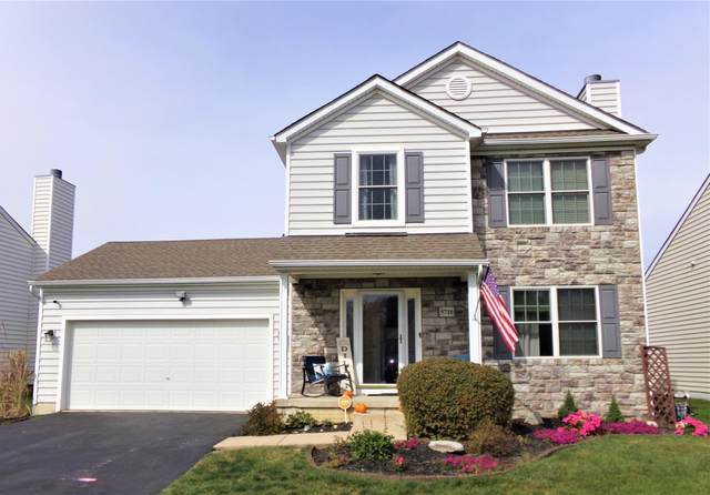5710 Boucher Drive, Orient, OH 43146 (MLS #220036273) :: The Willcut Group