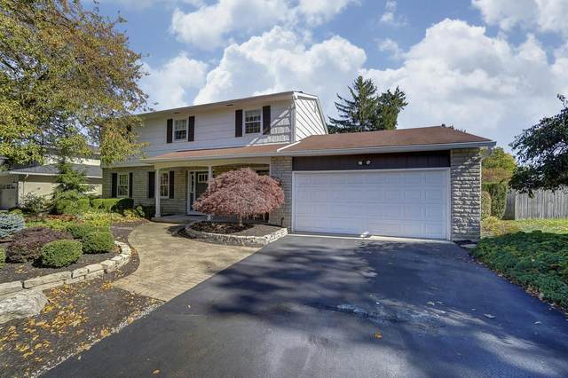 3909 Braidwood Drive, Hilliard, OH 43026 (MLS #220036341) :: Berkshire Hathaway HomeServices Crager Tobin Real Estate