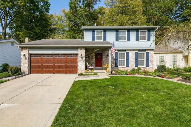 4032 Calder Court E, Columbus, OH 43221 (MLS #220036350) :: Signature Real Estate