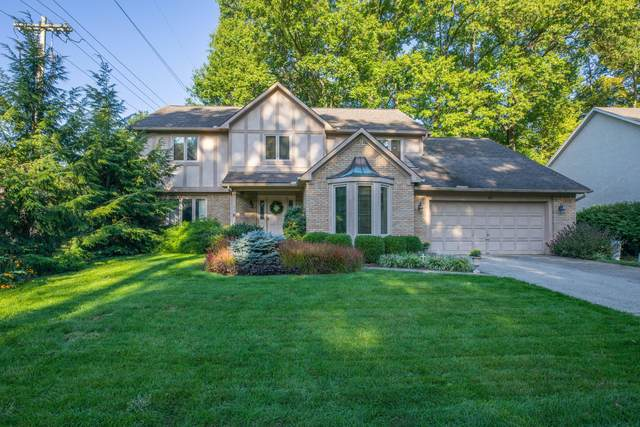 157 N Hempstead Road, Westerville, OH 43081 (MLS #220036354) :: The Willcut Group