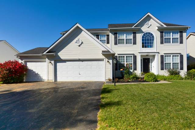 7755 Wareham Drive, Dublin, OH 43016 (MLS #220036360) :: MORE Ohio