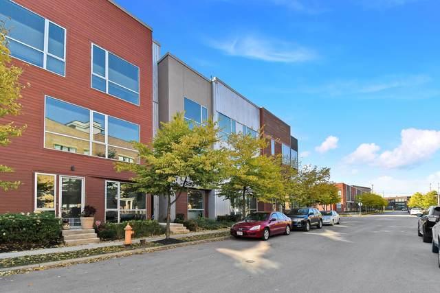 801 N 6th Street, Columbus, OH 43215 (MLS #220036364) :: Greg & Desiree Goodrich | Brokered by Exp