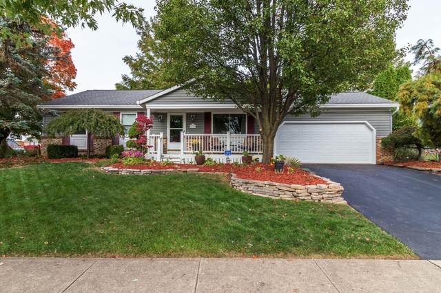 6350 Barnside Drive, Canal Winchester, OH 43110 (MLS #220036377) :: Dublin Realty Group