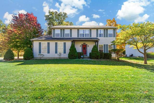 3439 Natalie Drive, Grove City, OH 43123 (MLS #220036378) :: Berkshire Hathaway HomeServices Crager Tobin Real Estate