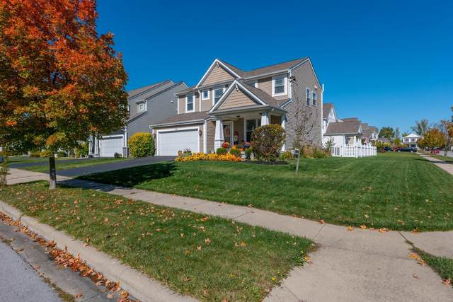 8498 Haleigh Woods Drive, Blacklick, OH 43004 (MLS #220036388) :: CARLETON REALTY