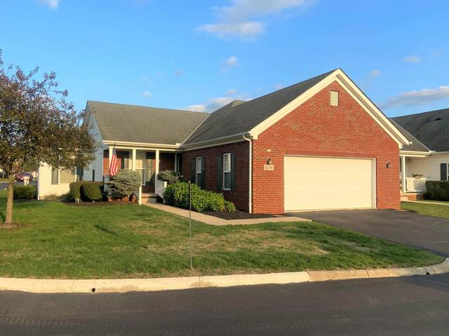 8230 Night Heron Lane, Pickerington, OH 43147 (MLS #220036399) :: The Willcut Group