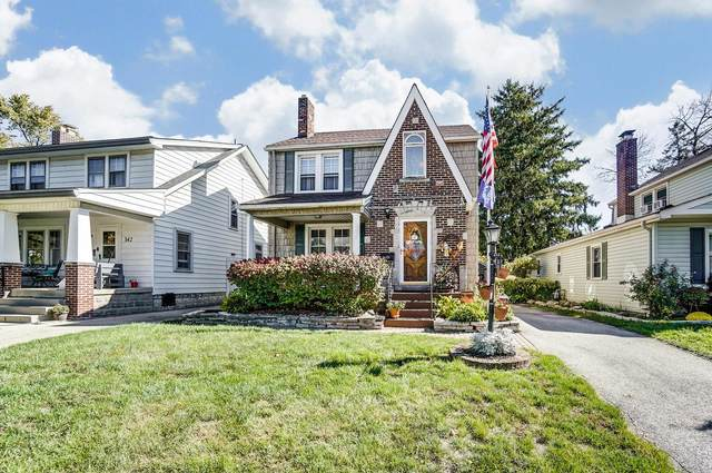 346 Guernsey Avenue, Columbus, OH 43204 (MLS #220036403) :: Signature Real Estate