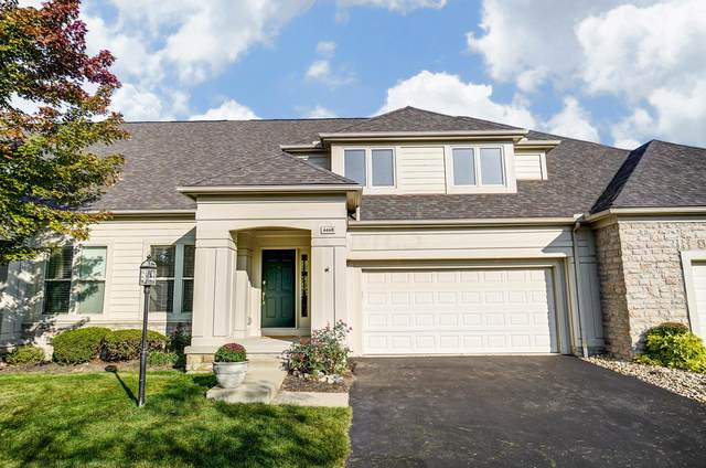 6668 Bantry Court 18C-66, Dublin, OH 43016 (MLS #220036410) :: Signature Real Estate