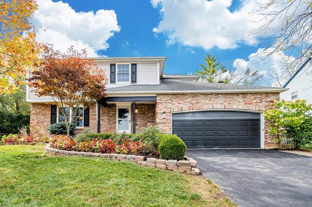5421 Willoughby Street, Columbus, OH 43235 (MLS #220036454) :: Berkshire Hathaway HomeServices Crager Tobin Real Estate