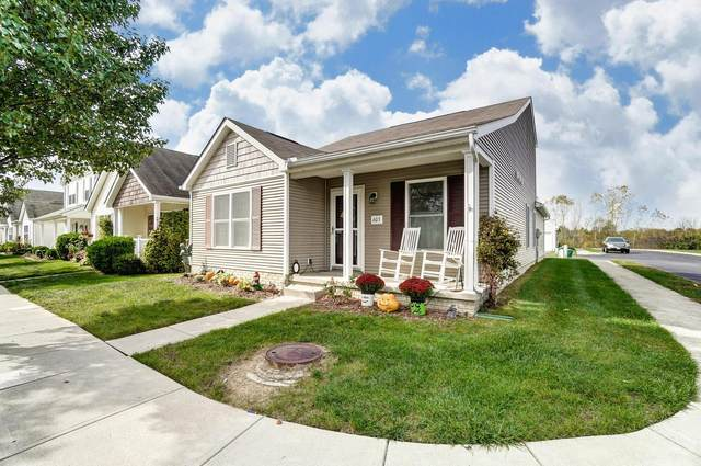 603 Gleaming Drive #259, Galloway, OH 43119 (MLS #220036476) :: MORE Ohio