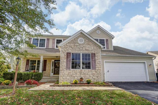 345 Pagoda Court, Pickerington, OH 43147 (MLS #220036530) :: RE/MAX ONE
