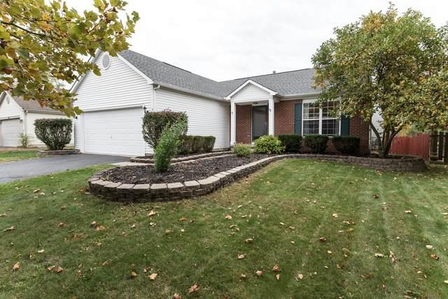 9098 Longstone Drive, Lewis Center, OH 43035 (MLS #220036550) :: MORE Ohio