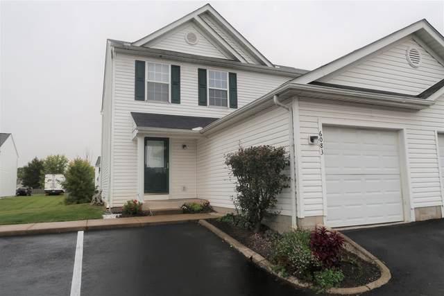 6083 Brice Park Drive 14A, Canal Winchester, OH 43110 (MLS #220036576) :: 3 Degrees Realty