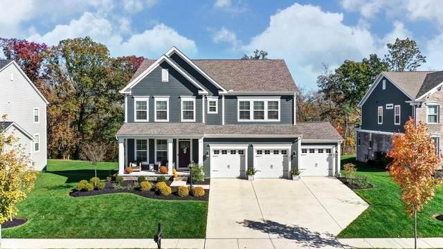 1400 Big Bluestem Way, Sunbury, OH 43074 (MLS #220036595) :: Signature Real Estate