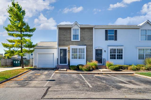 5001 Singleton Drive 22A, Hilliard, OH 43026 (MLS #220036606) :: The Holden Agency