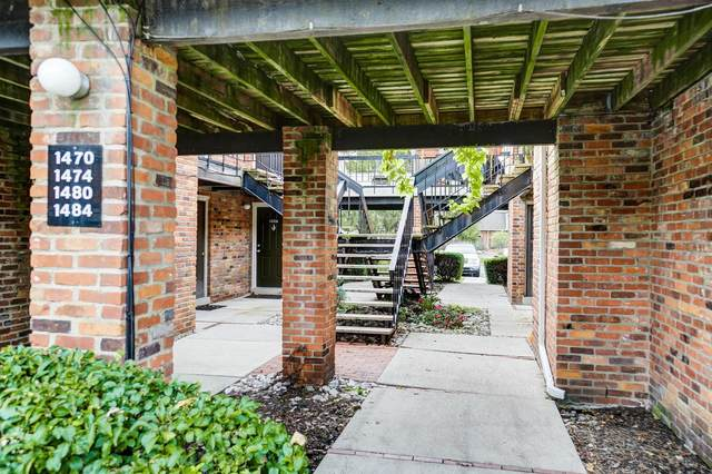 1484 Lafayette Drive A, Columbus, OH 43220 (MLS #220036630) :: The Willcut Group