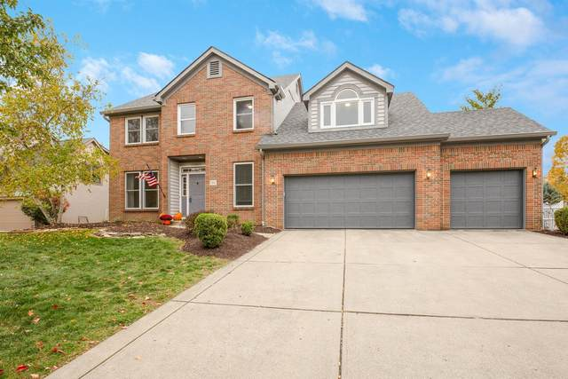 7681 Brandbury Place, Dublin, OH 43017 (MLS #220036648) :: 3 Degrees Realty