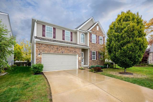 5553 Harvest Curve Lane, Canal Winchester, OH 43110 (MLS #220036659) :: The Willcut Group