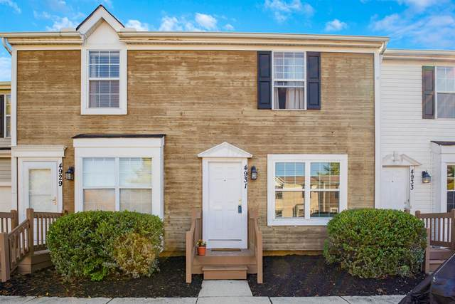 4931 Stoneybrook Boulevard 18B, Hilliard, OH 43026 (MLS #220036667) :: The Holden Agency