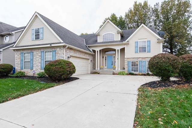 1161 Freshman Drive, Westerville, OH 43081 (MLS #220036668) :: Berkshire Hathaway HomeServices Crager Tobin Real Estate