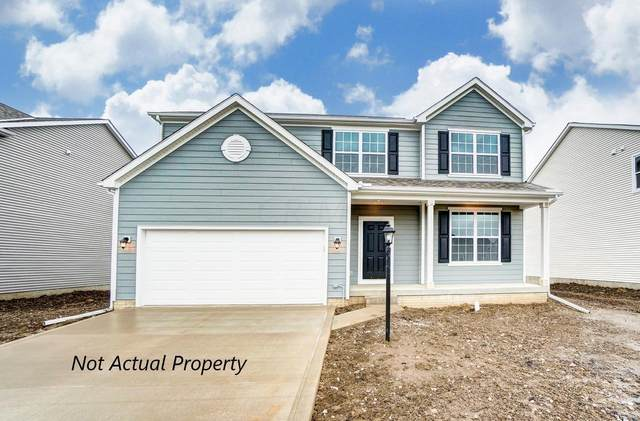 300 Glemsbury Drive, Delaware, OH 43015 (MLS #220036672) :: The Willcut Group