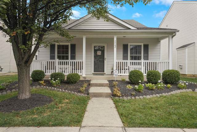 7742 Lupine Drive #151, Blacklick, OH 43004 (MLS #220036687) :: Dublin Realty Group